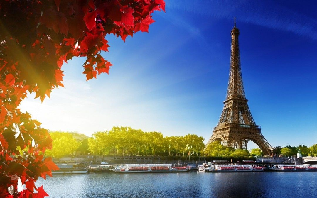 Paris Eiffel Tower HD Wallpapers Free Download New Best Desktop Widescreen